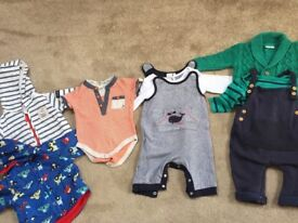Baby bundle age 3-6 months