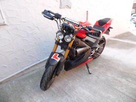 2015 Yamaha YZF-R125 Abs Super Sports 124cc