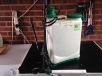 Westwood Napsack Sprayer for Herbiside