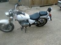 sinnis vista125 spares or repairs £350 63reg