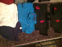5 t shirts