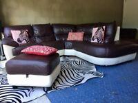 Can Deliver- Gorgeous DFS Corner L-shape Sofa
