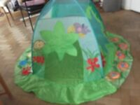 tent for 0 to 5 years old