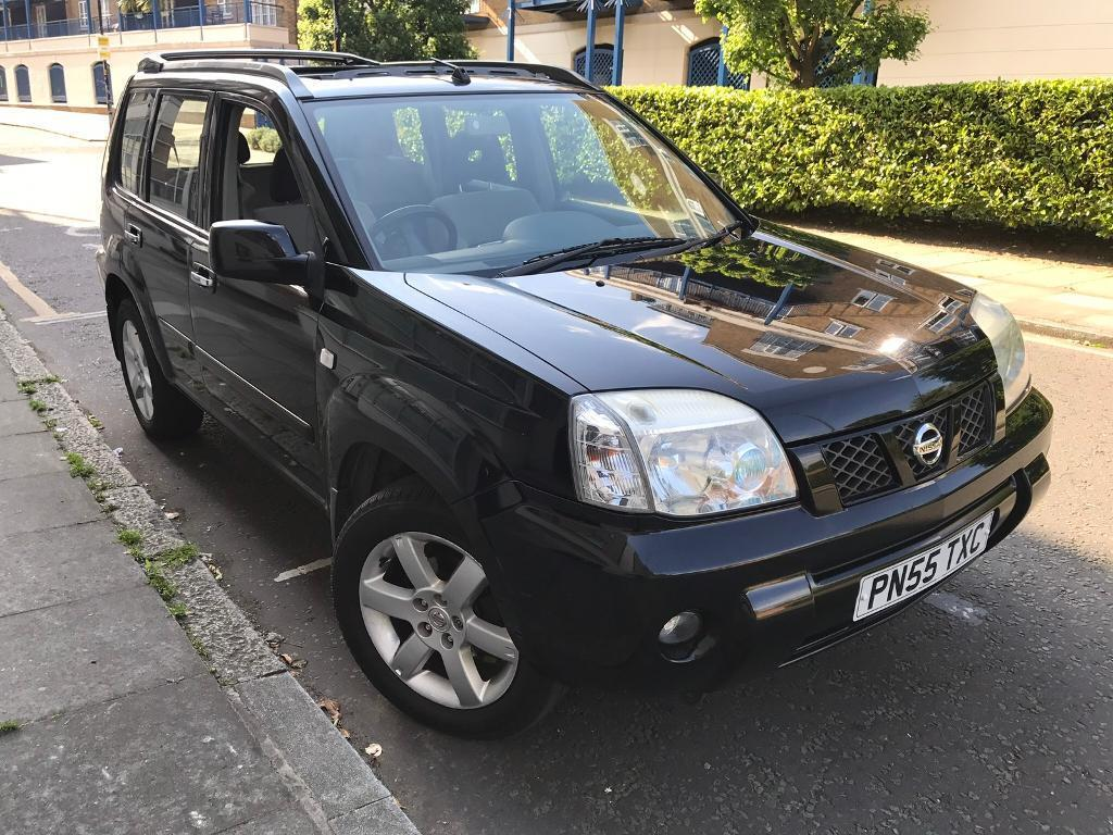 nissan x trail sport 2 2 dci diesel 2005 xtrail x trail. Black Bedroom Furniture Sets. Home Design Ideas