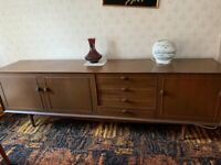 Lovely mahogany sideboard in excellent condition
