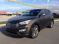 2013 Hyundai Santa Fe Limited l AWD l Leather l Low KMS