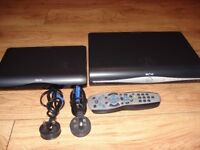 SKY+HD BOXES BUILT IN WIFI-3D GREAT CONDITION+2