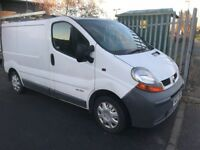 2003 Renault traffic van Not vivaro primstar