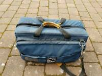 Porta brace camera bag. Pro camera bag.