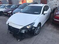 2016 Mazda 3 2.0 Skyactiv ++++DAMAGED REPAIRABLE SALVAGE++++