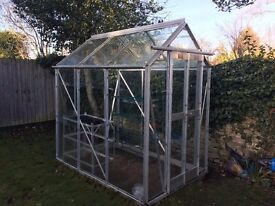 4ft x 6ft greenhouse