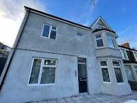 Very Spacious New Second Floor One Bedroom Flat in Cathays, £775 pcm incl WiFi, Available Now