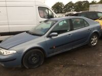 Renault Laguna petrol auto spare parts available