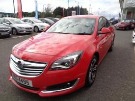 Vauxhall Insignia LIMITED EDITION S/S (red) 2014-03-19