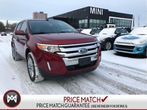 2013 Ford Edge NAV CAMERA PANORAMIC WINTER TIRES ON RIMS