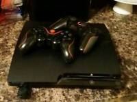 Ps3 slim 2 controllers