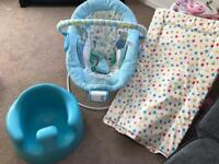 Baby bundle - blue
