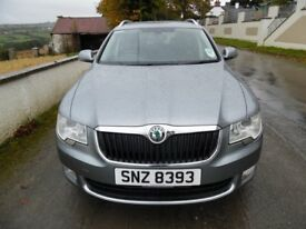 2012 Skoda Octavia Superb Estate