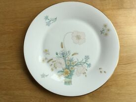 Flirtation by Royal Doulton 53 pieces in perfect condition - ideal for a vintage tearoom