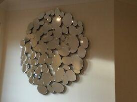 Large Bubble Designer Mirror