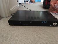 Wharfdale DVDR24HD160 DVD Recorder 160GB HDD and HDMI.
