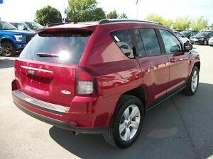 2014 Jeep Compass Sport 4WD Kawartha Lakes Peterborough Area image 5