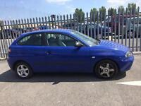 2003 Seat Ibiza 1,4 litre 3dr 2 owners FSH