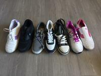Trainers womans Nike, Lonsdale, bk, airmax