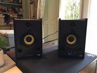Hercules XPS 80 Watt Satellite DJ Speakers