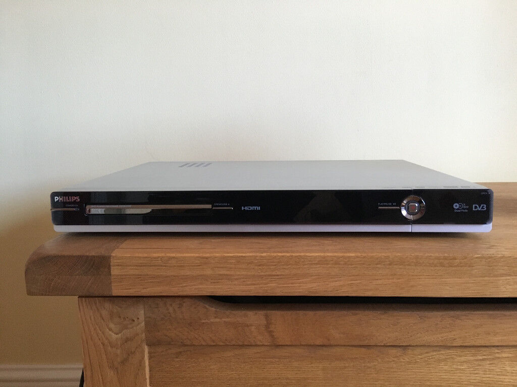 DVD Player Recorder with Freeview Tuner