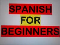 SPANISH FOR BEGINNERS - Free classes in Exeter