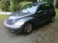 2003 Chrysler PT Cruiser autom. ( TRANSMISSION BRISEE)