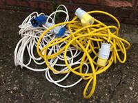 Extension cables 110v
