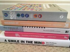 5 design books