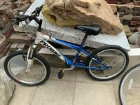 Kids Pro-bike Front Suspension Absolute Bargain Worth £150
