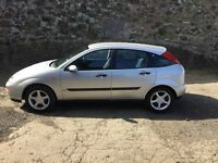 ford focus for sale 1.8 £650 no offers