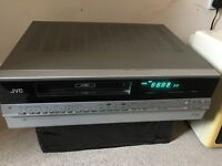 JVC HR 7700/ Ferguson videostar 3v23 video recorder