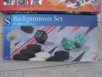 Board game - Backgammon