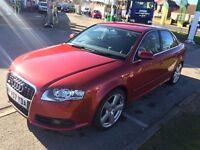 Audi a4 57 full serv history