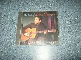 THE BEST OF LONNIE DONEGAN 26 CLASSIC TRACKS ***£ 2 ***