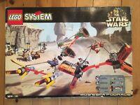 Collectible Official LEGO Star Wars: Mos Espa Podrace Set 7171