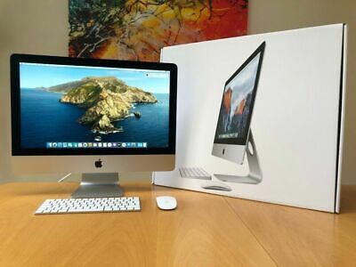 Apple iMac Desktop (21.5-inch, Late 2015)