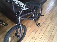 BMX Voodoo Horde stunt bike