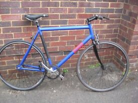 Mens fixed wheel ( Fixie ) bike