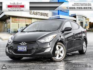 2013 Hyundai Elantra GLS Sun Roof-Wheels-P.Group
