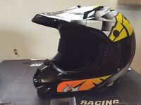 Brand new max helmets xl and xxl black yellow and red. £25 +vat each