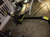 Body sculpture BR3010 Rowing machine