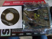 Brand new Audigy FX sound blaster sound card