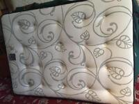 2 months old double mattress in excellent condition