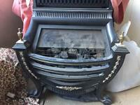 Vintage Gas Fire
